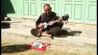 Bir Bahadur Singing Tamang Selo with Tungna || RARE VIDEO