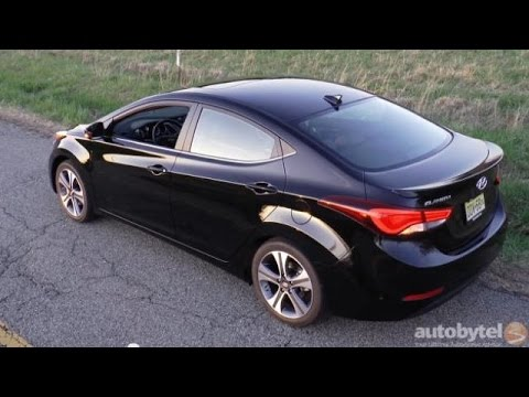 2015 Hyundai Elantra Sport Test Drive Video Review