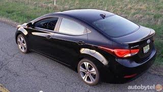 2015 Hyundai Elantra Sport Test Drive Video Review