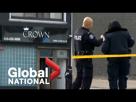 Global National: May 19, 2020 | Deadly attack at Toronto spa treated as 'incel' terrorism