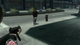 GTA IV PC - Niko gets really angry (HD Quality) Maximum settings