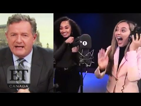 Piers Morgan Demands Apology From Little Mix