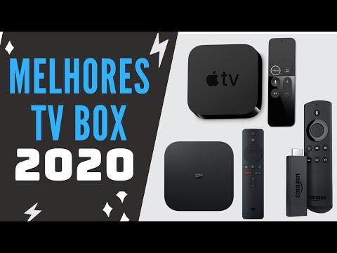 Melhores Tv Box Para Comprar Em 2020 Youtube