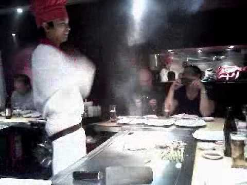 London - Restaurant - Zabawny Kucharz :)
