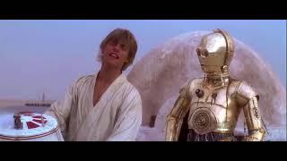 Star Wars: Episode IV - A New Hope: Luke Meets R2 & C-3PO thumbnail