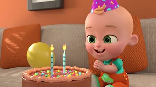 Doğum Günü Şarkısı - Zeynoş \u0026 Adiş Bebek Şarkıları