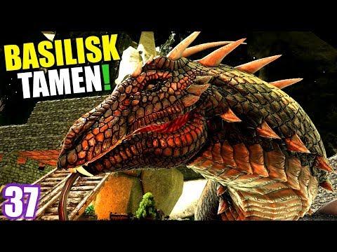 Ark Aberration #37 Basilisk tamen! | Let's Play Deutsch || Gameplay German