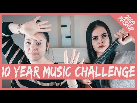LE HIT DEL 2009 CON 4 ACCORDI | #TENYEARMUSICCHALLENGE (OPPOSITE MASHUP)