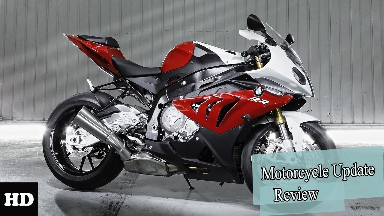 Hot News 2019 Bmw S1000rr New White Blue Strips Exclusive Features