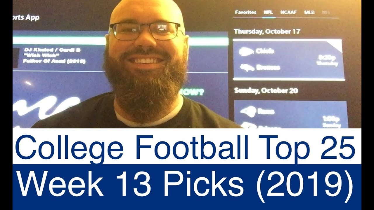 College football picks, schedule: Predictions against the spread ...