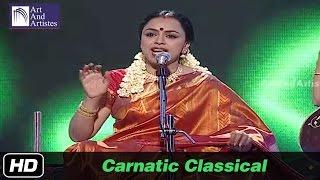 Sudha Raghunathan | Carnatic Classical | Brahmamukati | Raag - Mishra Bhairavi