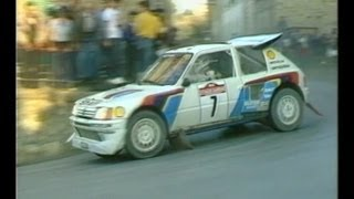 """Peugeot 205 turbo 16 """"205 t16"""""""