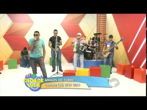 Amigos do Forró cantam sucessos no Cidade Viva