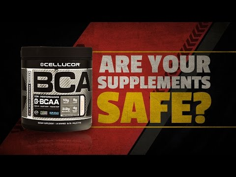 Are your Supplements Safe??