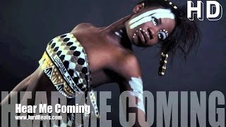 "Tribal Hip Hop Instrumental_Beat ""Hear Me Coming"" (JurdBeats x Big Bruno)"