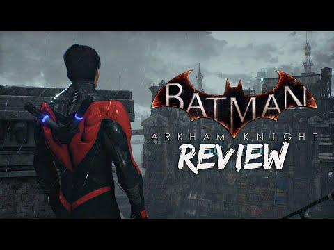 Batman Arkham Knight: Nightwing Story DLC Review