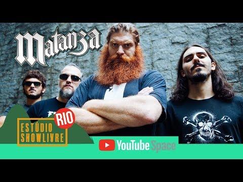 Matanza no Estúdio Showlivre no YouTube Space Rio - Apresentação completa [full HD]