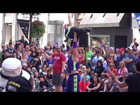 Ottawa Busker Festival-Sparks Street-Ottawa-2017