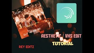 Heres tutorial on how to make asthetic vhs edits alight motion hope y'all like it☺ #alightmotionedit#alightmotiontutorial#vhs#aesthetic#lytical