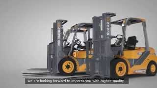 Zoomlion Forklift R Series