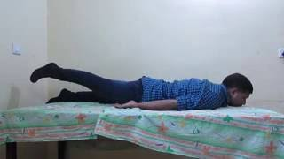 Simple Physiotherapy Exercises for Low Back Pain