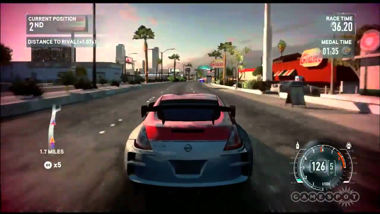 Free Download Need for Speed The Run Full Version - Ronan Elektron