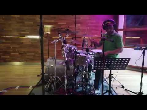 Ujang exists recording OH CINTA OH SAYANG ASHRAL HASSAN lagu baru PADU!!