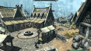 Skyrim: Fastest way to level up in the game!