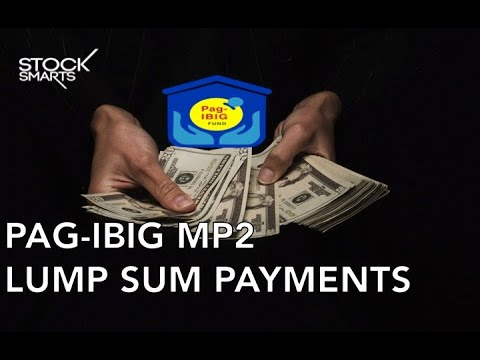 pag-ibig-mp2-one-time-lump-sum-investment