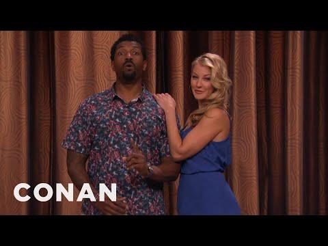 Deon Cole On Interracial Couples  - CONAN on TBS