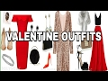 Valentine outfits ideas | polyvore outfits