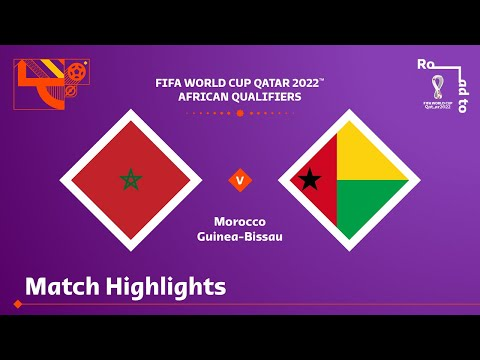 Morocco Guinea Bissau Goals And Highlights