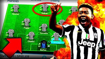 FIFA 16 : BESTE JUVE MANNSCHAFT EVER - EPISCHES SPITZENSPIEL - KARRIERE mit JUVENTUS TURIN #36