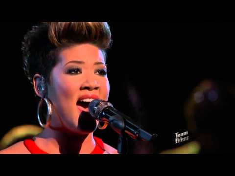 Mix - (The Voice) Tessanne Chin - I Have Nothing - Cover