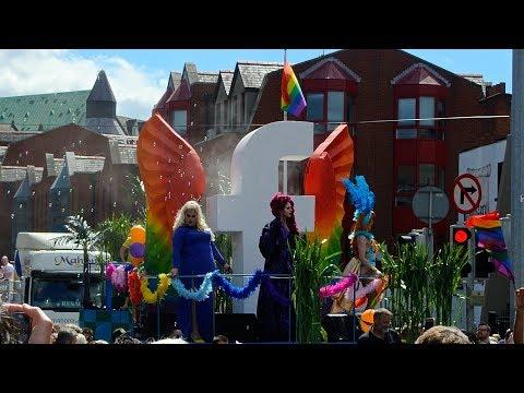 Dublin LGBTQ PRIDE 2017 Part2