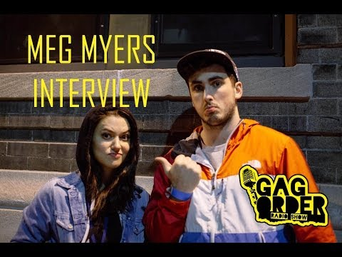MEG MYERS INTERVIEW (TALKS ABOUT MAKE A SHADOW EP, LA LIFE, PUPPIES, BEING HAPPY)