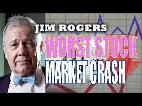 JIM ROGERS - 8 Jun 2017 - Markets Crash By Late 2018-2019 You'll Know It