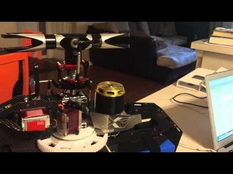 Mikado V BAR CONTROL Binding & Initial Model Setup - YouTube