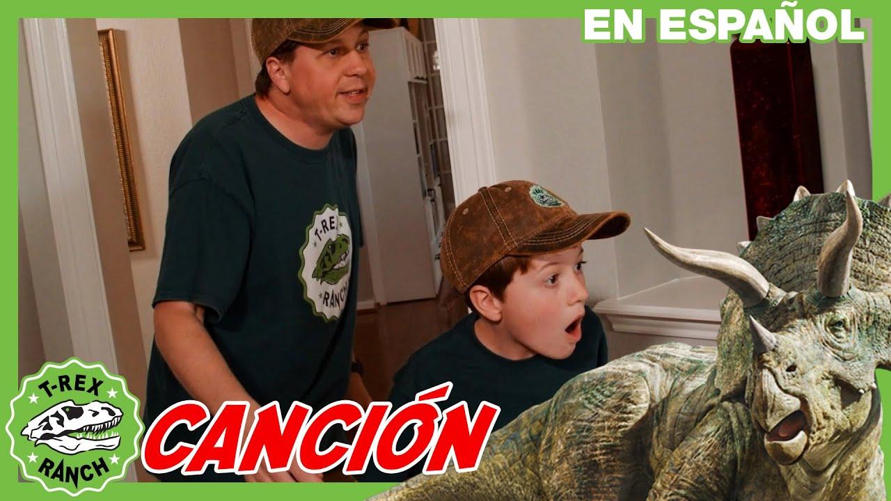 Hola Sr. Raptor | Canciónes del Parque de T-Rex