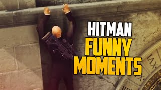 The Perfect Assassin, The Stoner, and MORE (HITMAN Funny Moments)