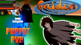 ROBLOX Gaiden OA - Puppet PVP Gameplay