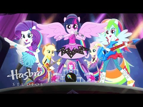 """MLP: Equestria Girls - Rainbow Rocks EXCLUSIVE Short - """"Perfect Day for Fun"""""""