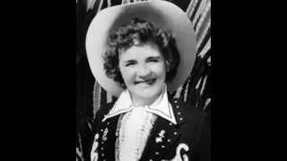 Patsy Montana - The Yodeling Ghost (c.1954).