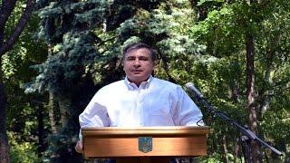 Саакашвили жестко размазал Коломойского, Резниченко и регионала Скорика
