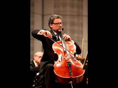 P. I. Tchaikovsky:  The Variations on a Rococo Theme op. 33  - Jiri  Barta Violoncello