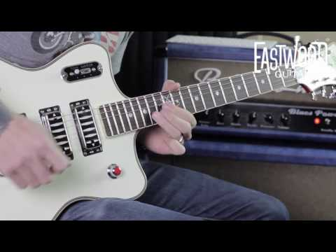 Eastwood Bill Nelson Astroluxe Cadet demo - RJ Ronquillo