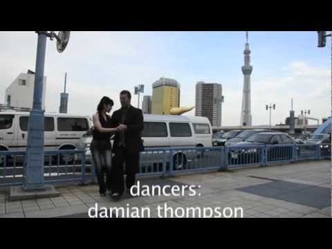 Damian Thompson and Saori Sato, Tokyo