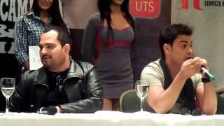 Zeze & Luciano en Paraguay 11 'iñapytimby' no era 'pitbull'