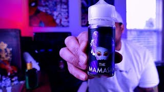 PURPLE CHEESECAKE BY THE MAMASAN 100ML-Ejuice