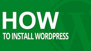 How to Install WordPress Locally